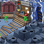 Ice Mine Escape