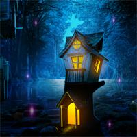 Free online flash games - Pretty Fairy Rescue game - WowEscape