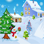 Free online flash games - Merry Merry Christmas Escape game - WowEscape