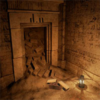 Free online flash games - FreeRoomEscape Pyramid Treasure Mystery game - WowEscape