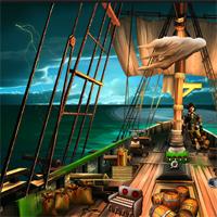 Treasure From Pirate Ship