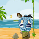Free online flash games - Snoring 3 Treasure Island game - WowEscape