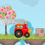 Free online flash games - The Red Train game - WowEscape