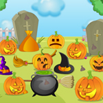 Free online flash games - Halloween Candy game - WowEscape
