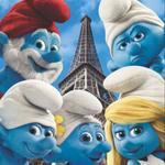 Free online flash games - Smurfs Hidden Stars game - WowEscape