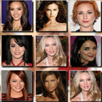 Free online flash games - Celebs Memory Match game - WowEscape