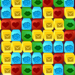 Free online flash games - Love Cube Saga game - WowEscape