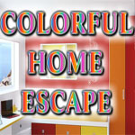 Colorful Room Escape
