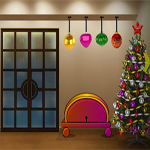 Free online flash games - Christmas House Escape game - WowEscape
