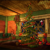 Free online flash games - Christmas House Mysteries Escape game - WowEscape