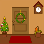 Free online flash games - Neutral Christmas Escape game - WowEscape