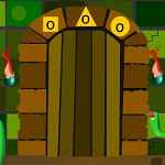 Free online flash games - Old Fear House Escape game - WowEscape