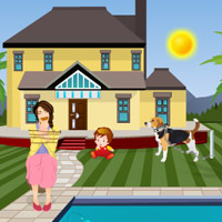 Swimming Pool House Escape Full Version Game Info At