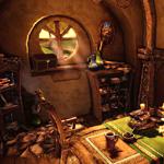 Free online flash games - Wooden Castle Escape game - WowEscape