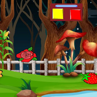 Free online flash games - G2J Forest Red Owl Escape