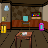 Tiny Casa Escape ZooZooGames