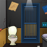 Free online flash games - GFG Midnight Prison Escape