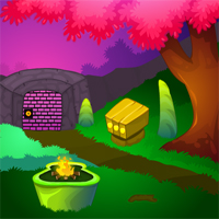 Free online flash games - MirchiGames Wild Escape