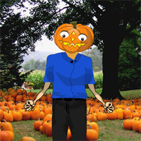 Games2rule Save the Pumpkin Man