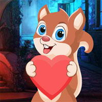 Free online flash games - Games4King Red Squirrel Rescue game - WowEscape
