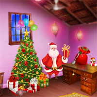Free online flash games - Top10 Find The Santa Reindeer