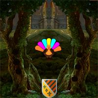 Free online flash games - 8bGames Thanksgiving Barracks Escape