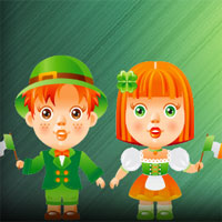 Free online flash games - Amgel Irish Room Escape  game - WowEscape
