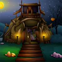 Free online flash games - EnaGames The Circle-Tribal Home Escape game - WowEscape