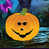 G4K Pumpkin Forest Escape