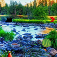 Free online flash games - Natural Scenery Fun Escape
