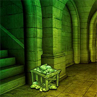 Free online flash games - Golden Calf Escape