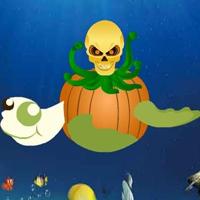 Free online html5 escape games - Halloween Crab Pair Escape HTML5