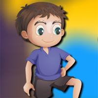 Free online flash games - AVMGames Cute Football Boy Escape game - WowEscape