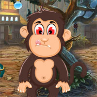 G4K Cute Monkey Rescue 3