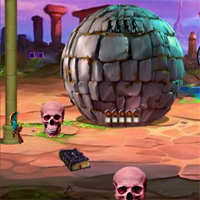 Free online html5 games - Top10NewGames Escape From Fantasy Island game