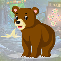 Free online html5 games - Games4King Bear Escape From Cavern game
