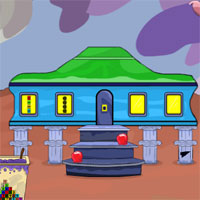 Free online flash games - G2J Alien Slime Escape