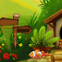 Free online flash games - G2J Squirrel Monkey Escape