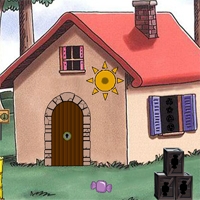 Free online flash games - Games2Jolly Grandma Rescue