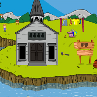 Free online flash games - Games2Jolly Playful Monkey  game - WowEscape