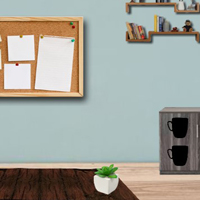 Free online flash games - Ekey Peaceful Study Room Escape