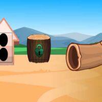 Free online html5 escape games - G2M Wood Land Escape