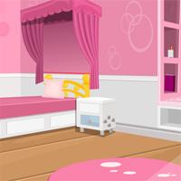 Pink Room Escape KnfGames