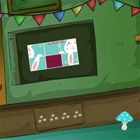 Free online flash games - Find The Easter Surprise Gift game - WowEscape