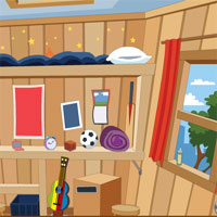 Free online flash games - Escape from Tree House TollFreeGames