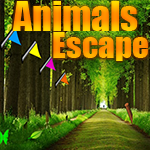 Free online html5 games - Animals Escape 1 game
