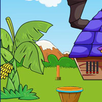 Free online flash games - G2J Buffalo Escape From Cave game - WowEscape