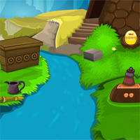 Free online flash games - MirchiGames Peaceful Valley Escape game - WowEscape