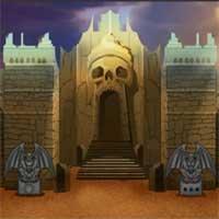 Free online flash games - Skull Fort Escape EnaGames game - WowEscape