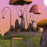 Free online flash games - 365 The Magical Forest game - WowEscape